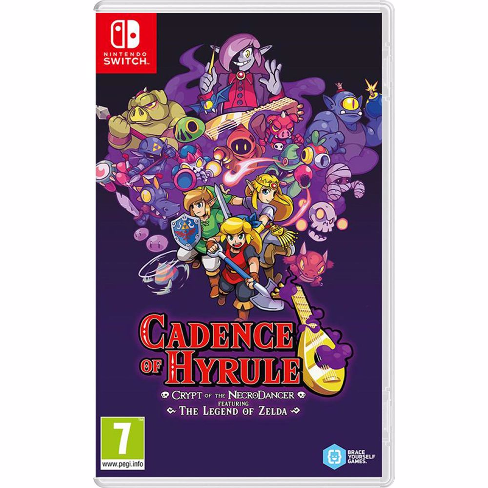 Cadence of Hyrule – Crypt of the NecroDancer Switch
