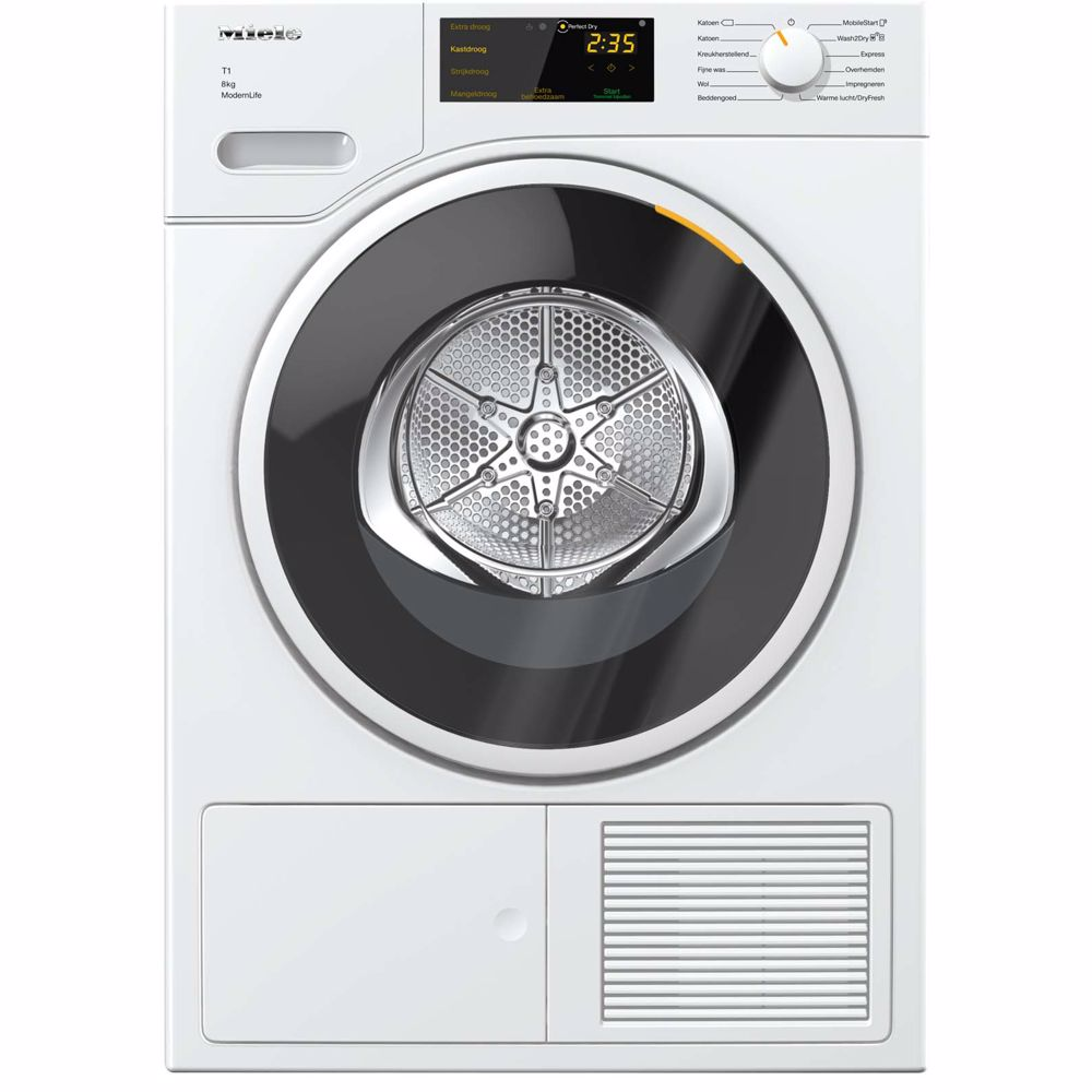 Miele warmtepompdroger TWD 360 WP A++