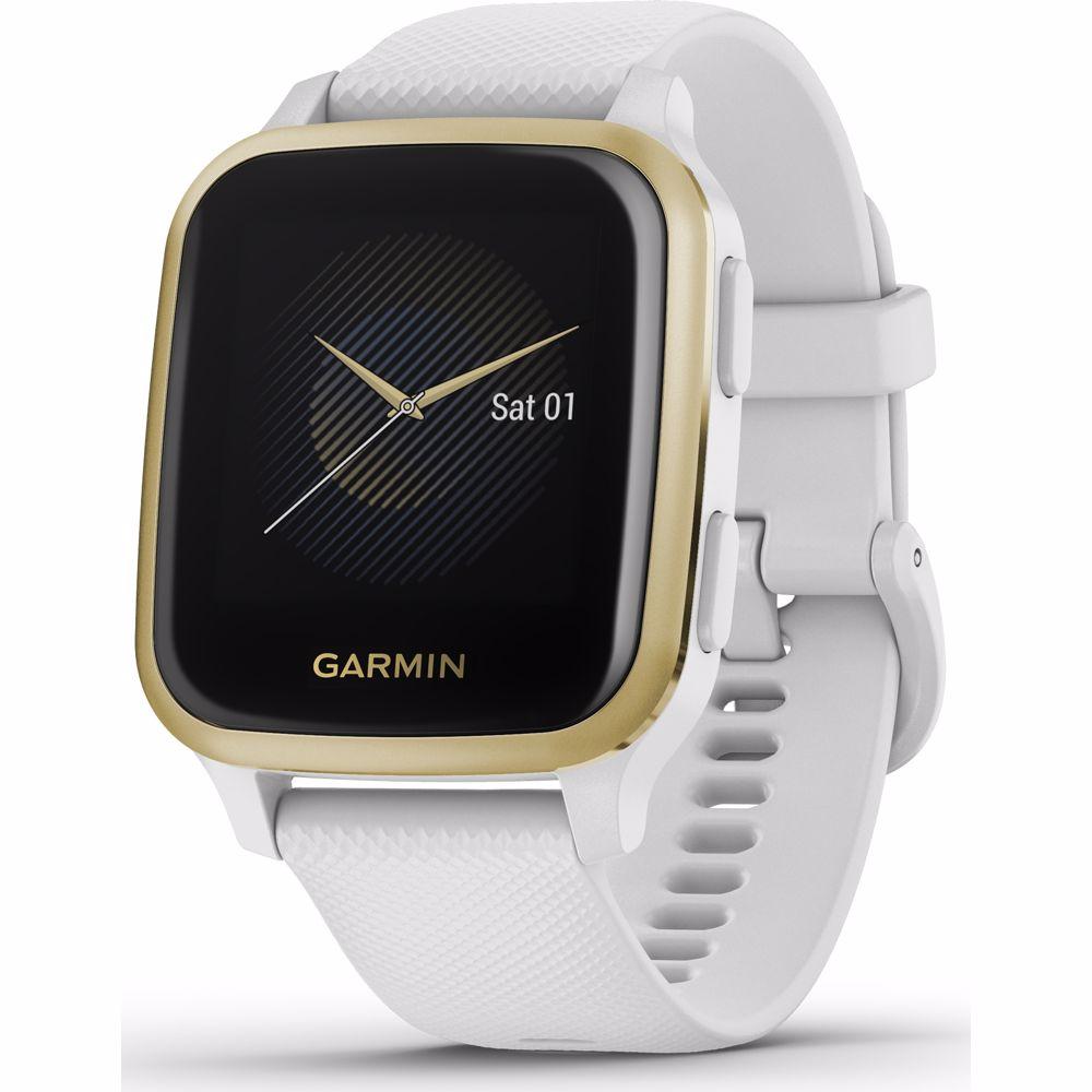 Garmin smartwatch Venu Sq (Wit)