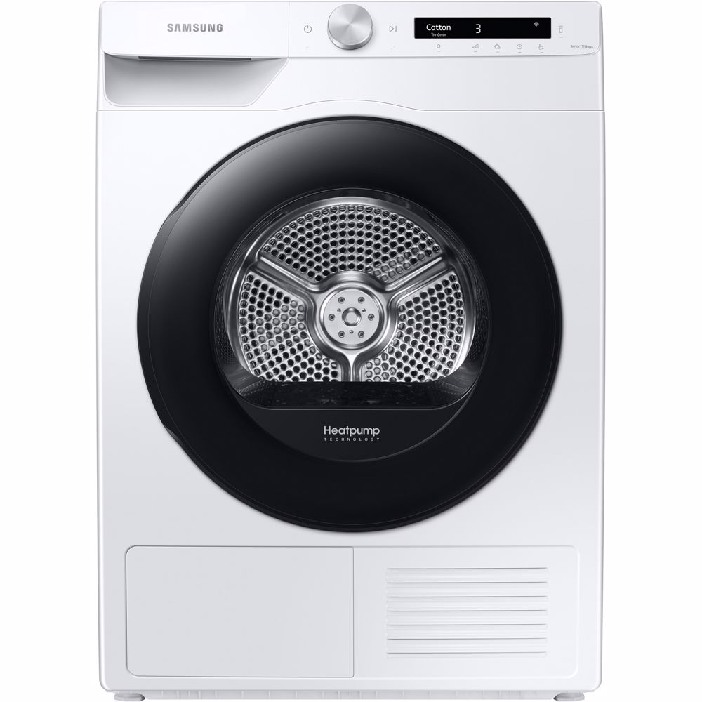 Samsung warmtepompdroger DV80T5220AW/S2