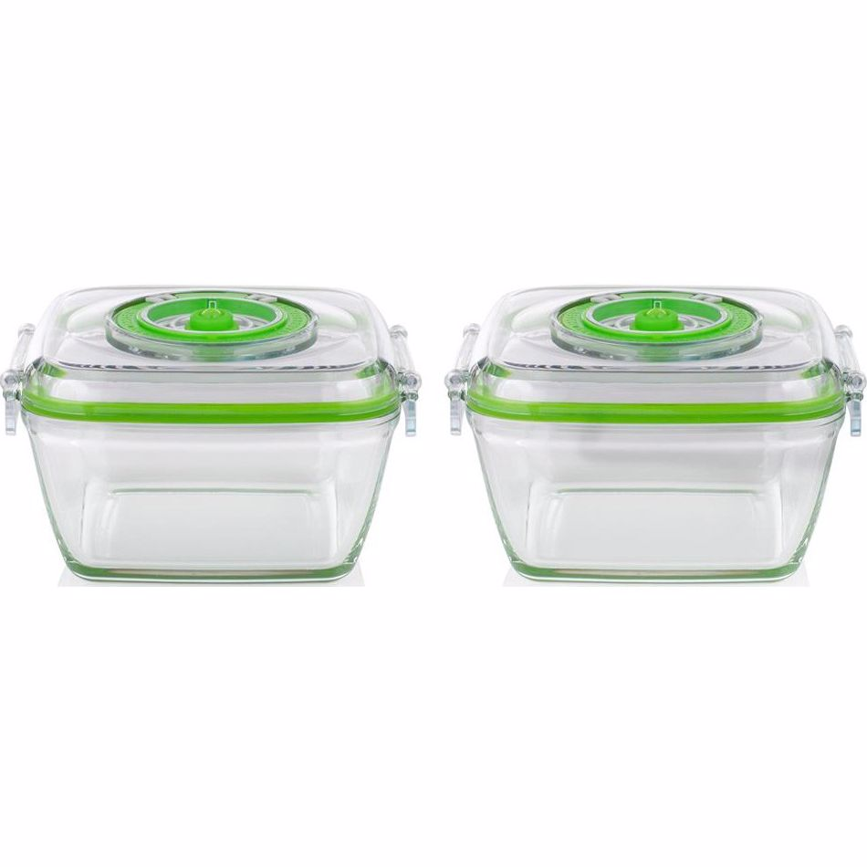 Princess foodcontainers 2x 0.7L