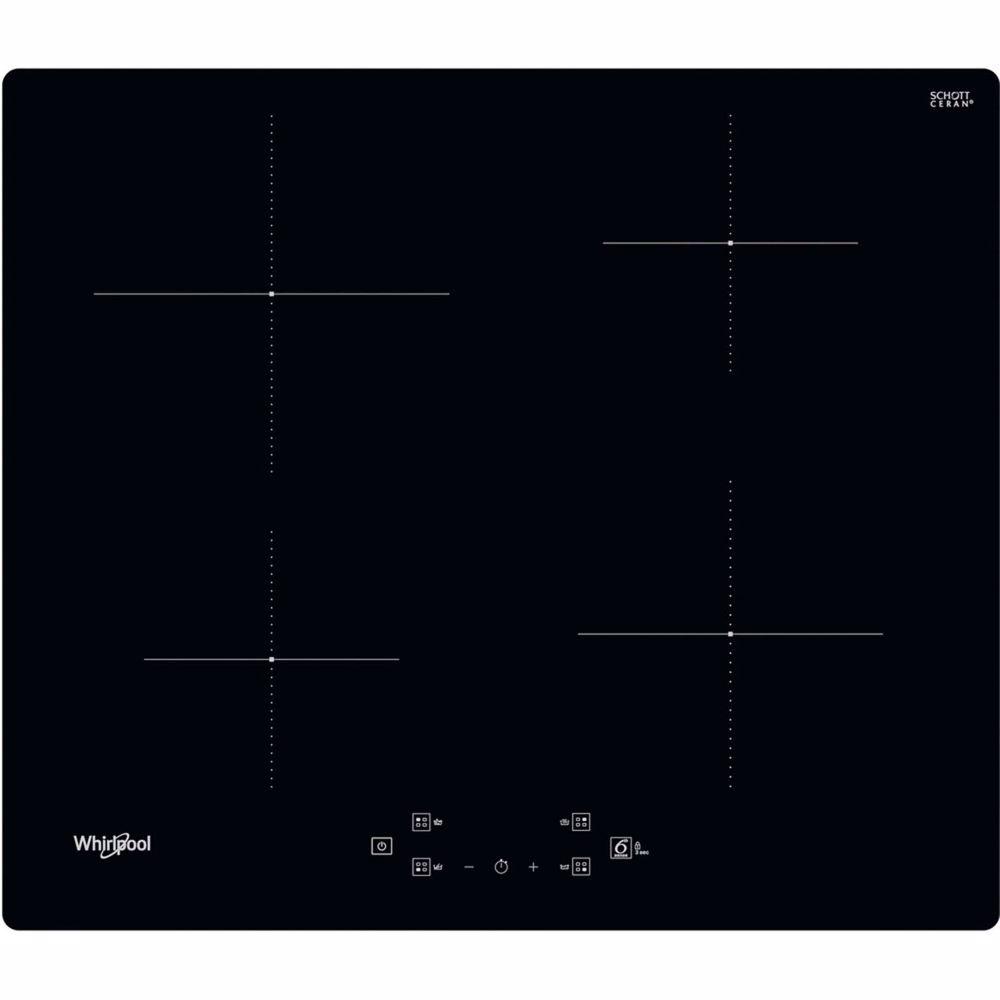 Whirlpool inductie kookplaat (inbouw) WS Q2160 NE