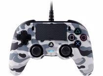 Nacon Compact Controller PS4 (Camo Grijs)