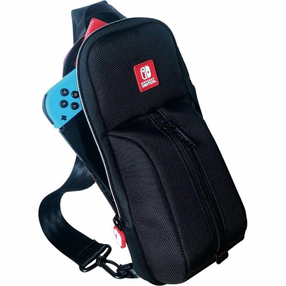 Bigben schoudertas beschermhoes voor Nintendo Switch (Lite)