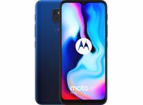 Motorola smartphone e7 Plus (Blauw)