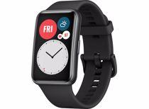 Huawei smartwatch Watch Fit (Zwart)