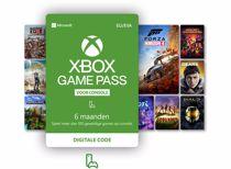 Xbox Game Pass Console lidmaatschap 6 maanden - direct download