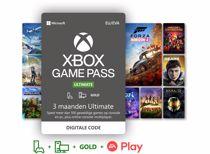 Xbox Game Pass Ultimate lidmaatschap 3 maanden - direct download