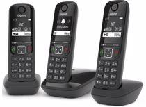 Gigaset DECT telefoon AS690E Promo (Zwart)