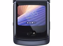 Motorola smartphone Razr 5g (Zwart)