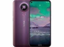 Nokia smartphone 3.4 (Paars)