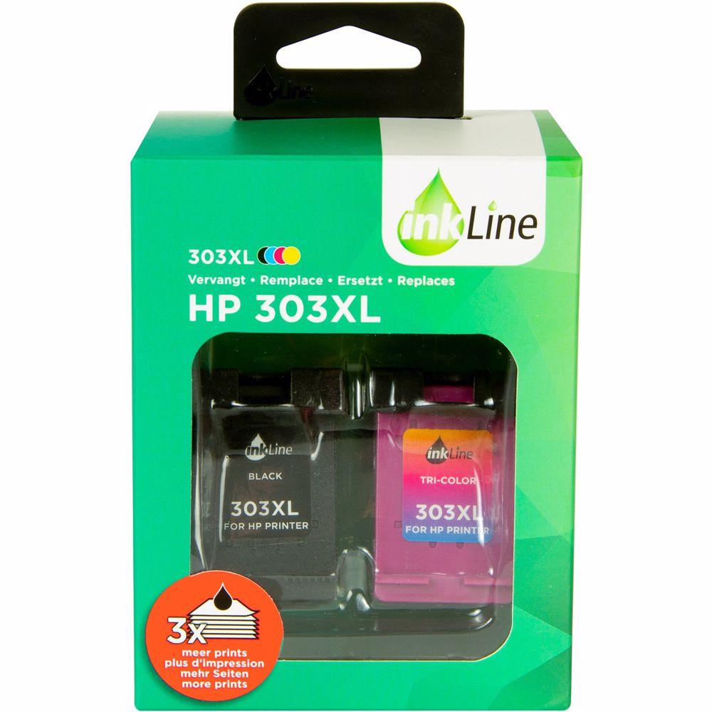 Inkline cartridge HP 303XL