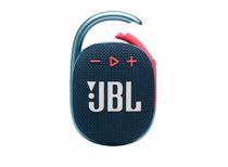 JBL bluetooth speaker Clip 4 (Blauw/Roze)