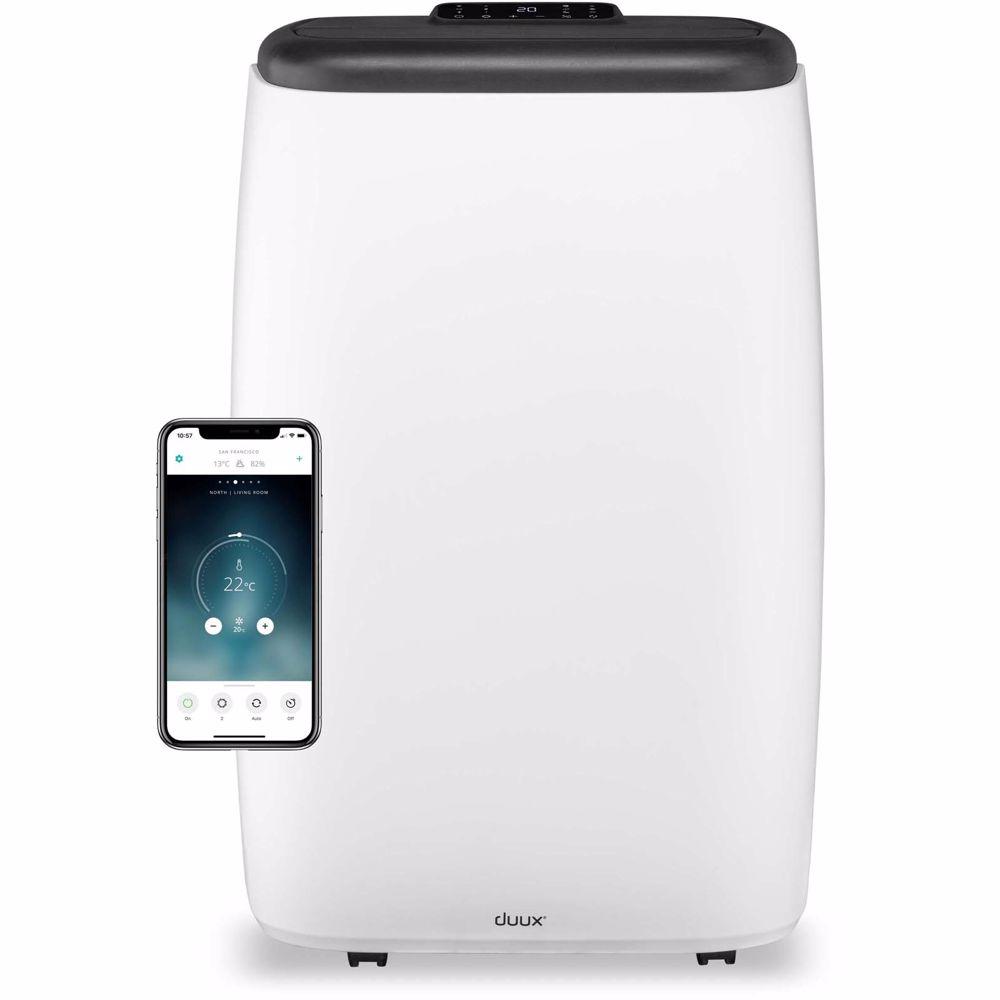 Duux mobiele airco North Smart 18.000 BTU (Wit)