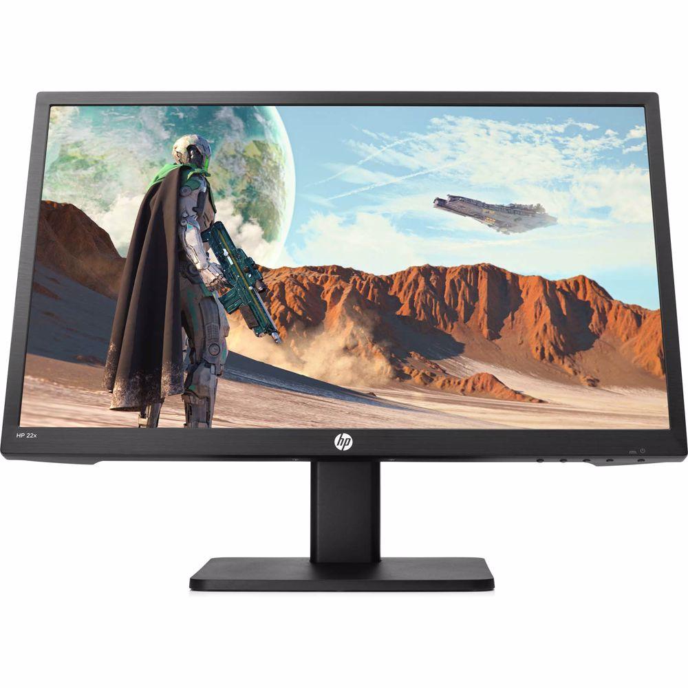 HP Full HD gaming monitor 22X