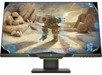 HP Full HD gaming monitor 25X