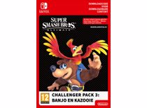Super Smash Bros Ultimate: Challenger Pack Banjo en Kazooie