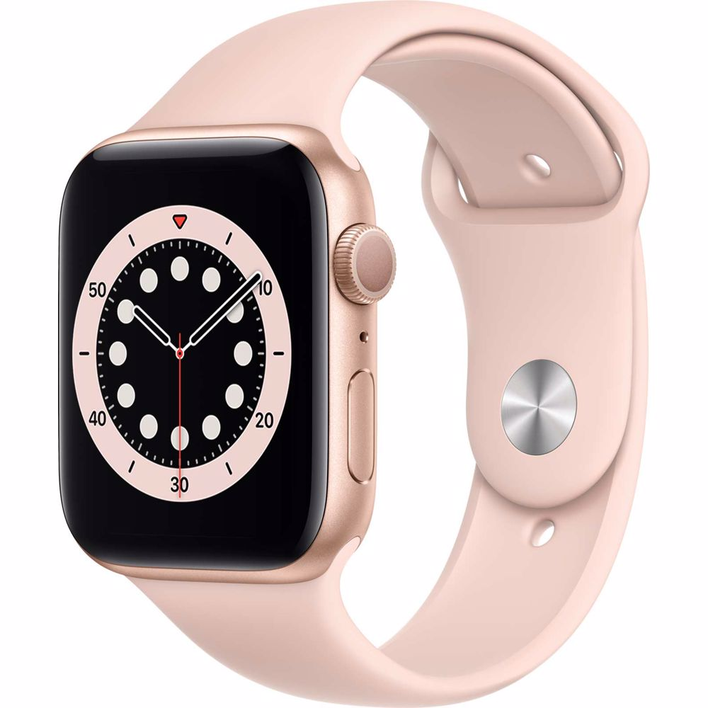 Apple Watch Series 6 GPS 44mm (Rosegoud) Sportband