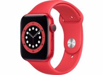 Apple Watch Series 6 GPS 44mm (Rood) Sportband