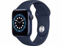 Apple Watch Series 6 GPS 40mm (Blauw) Sportband
