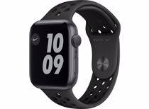 Apple Watch Nike Series 6 GPS 44mm (Zwart) Sportband