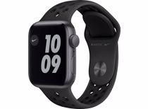 Apple Watch Nike SE GPS 40mm (Zwart) Sportband