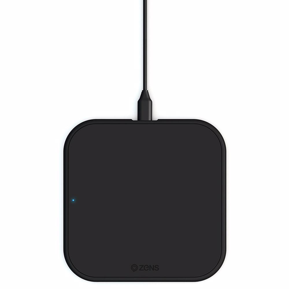 ZENS iPhone 12 starter pack + adapter (Zwart)