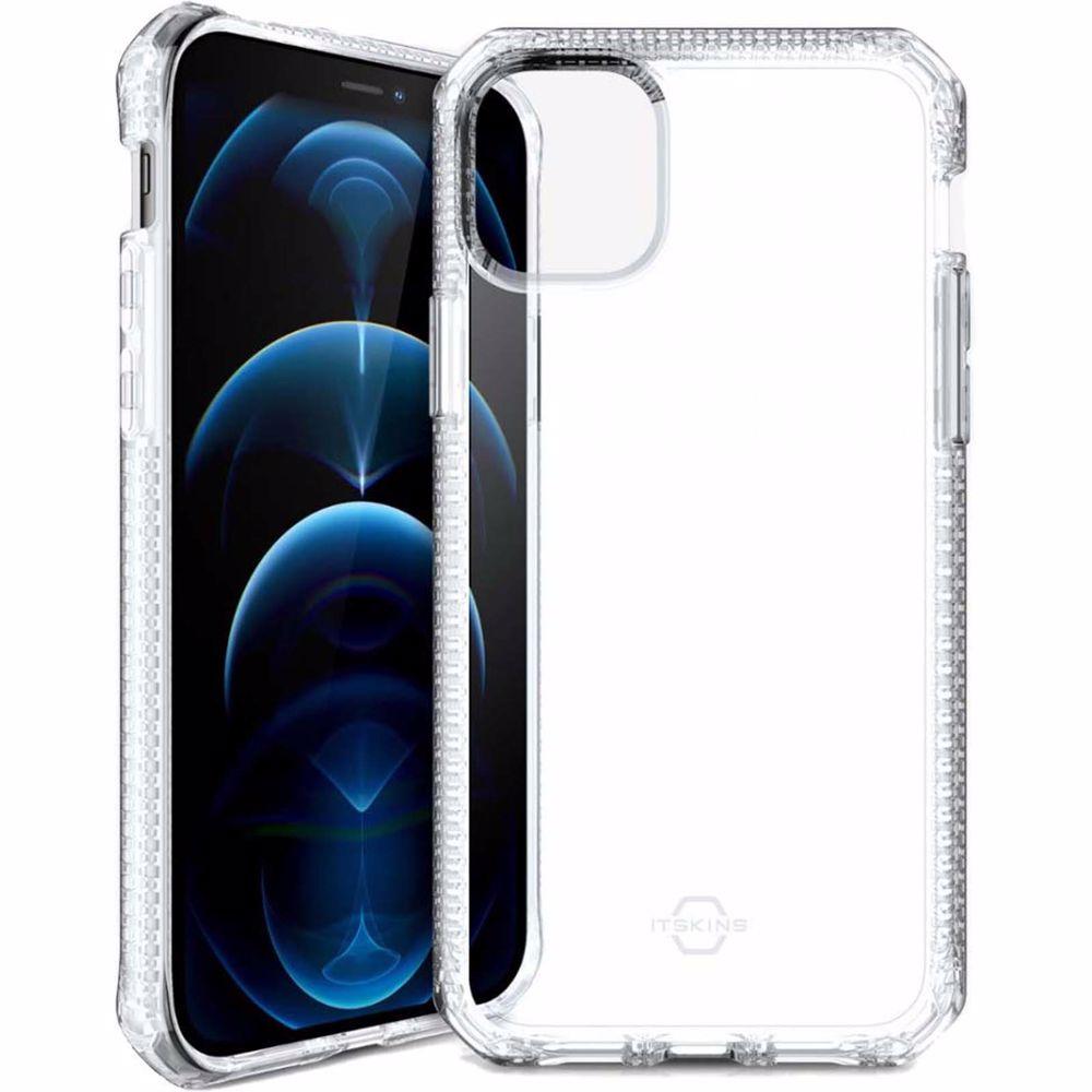 ITSkins telefoonhoesje iPhone 12/ 12 Pro Spectrum (Transparant)