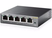 TP-Link netwerk switch 5 poorten TL-SG105E