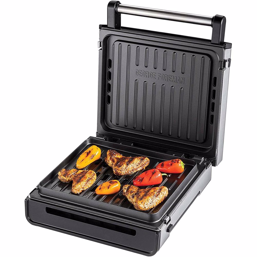 George Foreman contactgrill Smokeless  28000-56