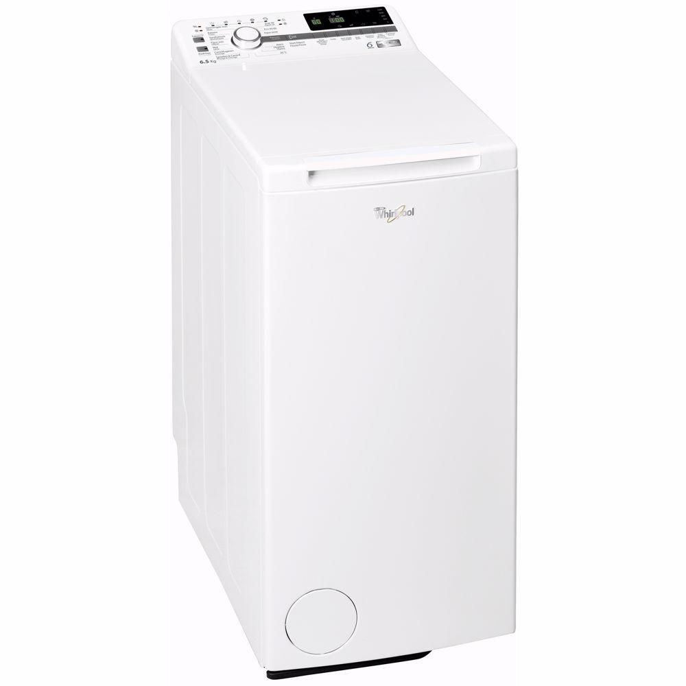 Whirlpool wasmachine TDLR 65242BS BX/N