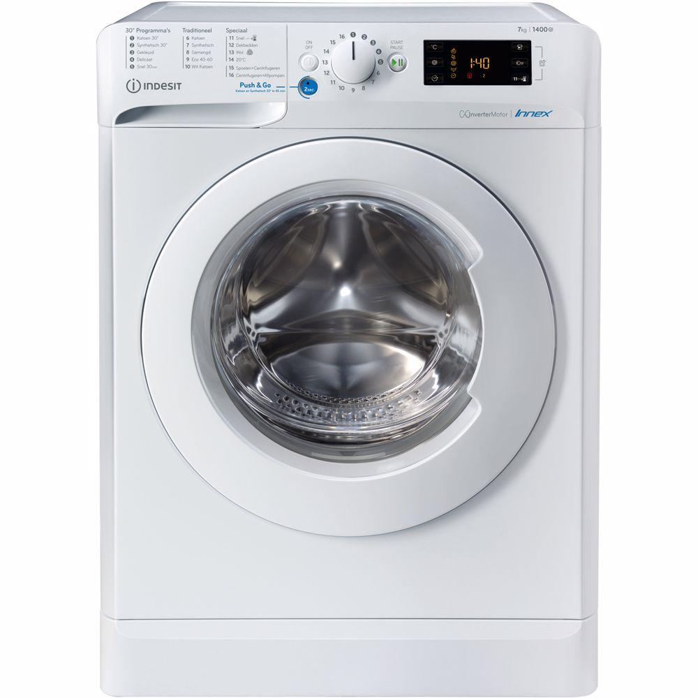 Indesit wasmachine BWENL 71483X W N