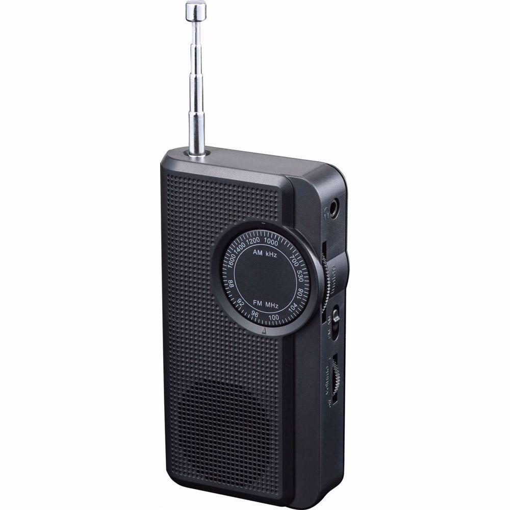 Dcybel portable FM/AM radio PR-20