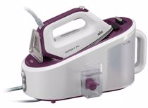 Braun stoomstrijksysteem IS5155WH (Wit/Paars)