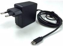 IT-Works laptoplader 45W USB-C (Zwart)