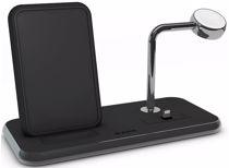 ZENS Dual WC + AirPods Dock draadloze lader (Zwart)