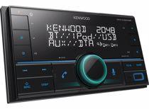 Kenwood autoradio DPX-M3200BT (Zwart)