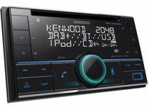 Kenwood autoradio DAB+ DPX7200DAB (Zwart)