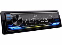 JVC DAB autoradio KDX472DBT (Zwart)