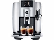Jura espresso apparaat E8 EB (Chroom)