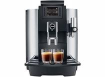 Jura espresso apparaat WE8 (EA) Chroom