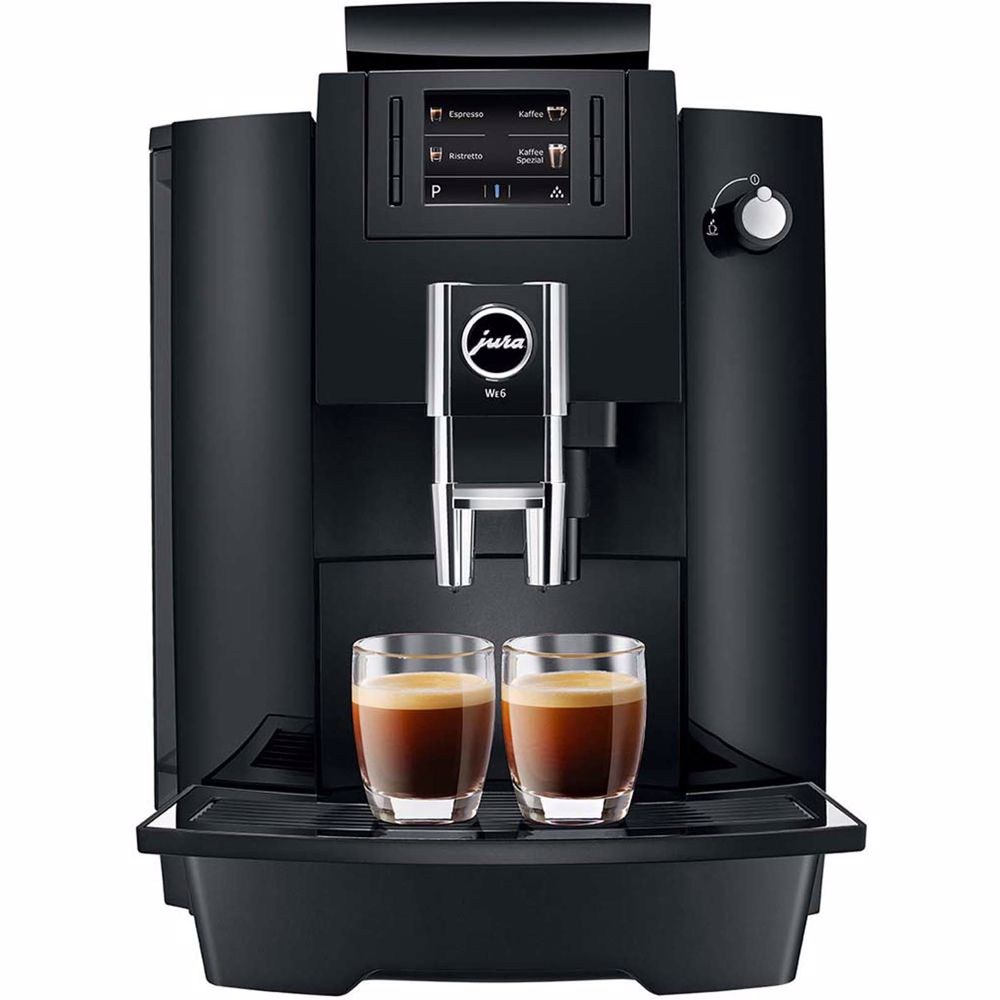 Jura espresso apparaat WE6 EA (Piano Black)