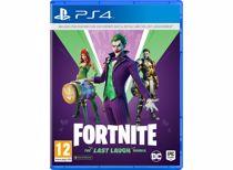 Fortnite - The Last Laugh Bundle PS4