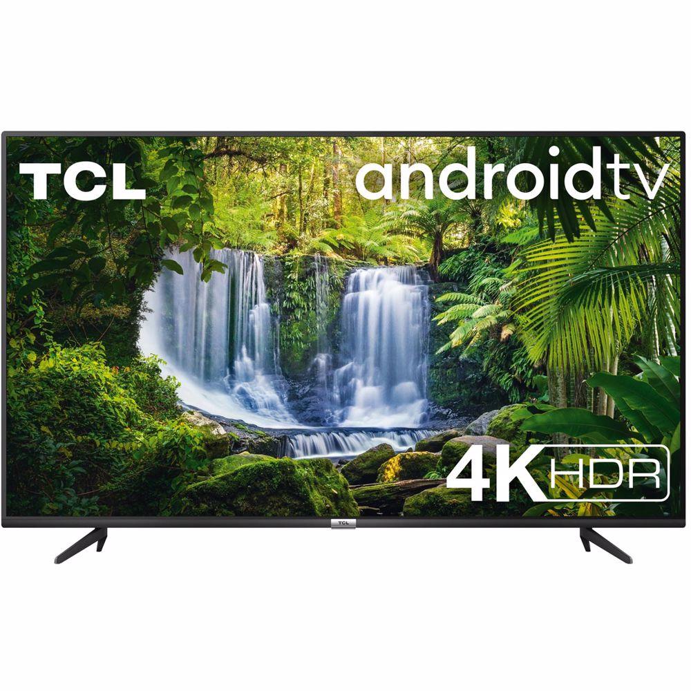 TCL 4K Ultra HD TV 50P615