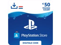 PlayStation Network Tegoed 50 Euro – direct download
