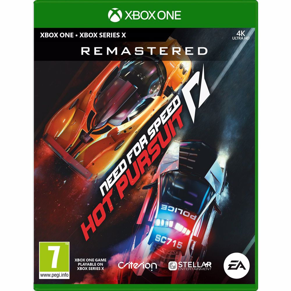 Need for Speed - Hot Pursuit Remastered (Xbox One)