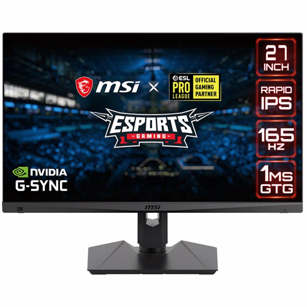 MSI QHD gaming monitor Optix MAG274QRF-QD