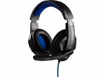 The G-Lab Korp 100 Gaming Headset PC/PS4/Xbox (Zwart)
