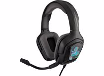 G-Lab Cobalt 7.1 Digital RGB Gaming Headset (Zwart)