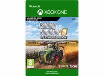 Farming Simulator 19: Platinum Editie Xbox One - direct download